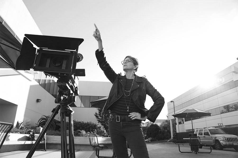 Director Jan Eliasberg